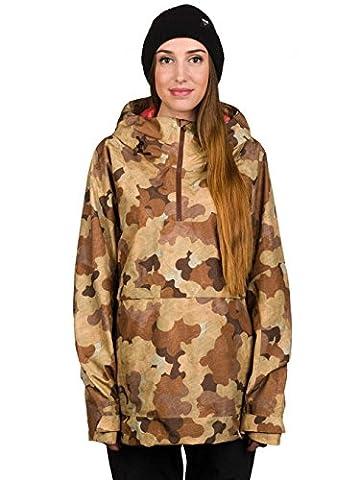 Snow Jacket Women Burton Ak 2L Elevation Anorak Jacket
