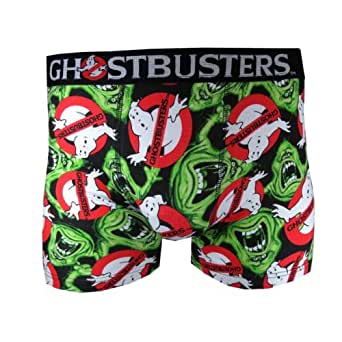 Ghostbusters and Slimer Boxer Shorts - Medium