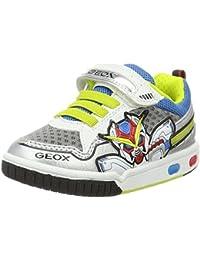 Geox Jr Gregg a, Zapatillas para Niños