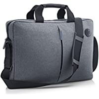 "HP Essential Top Load - Funda bandolera para portátil de hasta 17.3"", color gris"