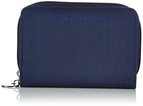 mandarina-duckmd20-portafoglio-portafoglio-donna-blu-blu-2x10x14-cm-b-x-h-x-t