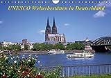 UNESCO Welterbestätten in Deutschland (Wandkalender 2019 DIN A4 quer): Zeugnisse kulturhistorischer Bauten und Naturstätten (Monatskalender, 14 Seiten ) (CALVENDO Orte)