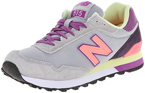 New Balance Classics Traditionnels Grey Womens Trainers Gris