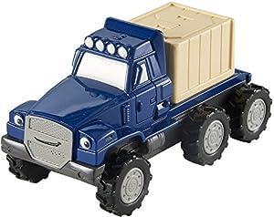 Mattel DRC96 De plástico vehículo de Juguete - Vehículos de Juguete (De plástico, Azul, Bob The Builder, 3 año(s), Niño, 2 Pieza(s))