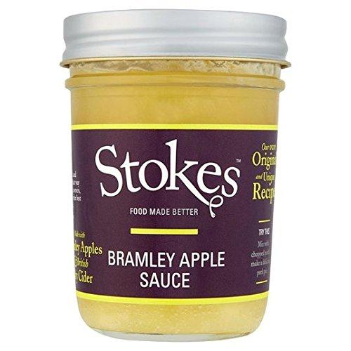 Stokes Bramley sauce aux pommes 240g