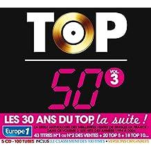 Top 50 - 30 Ans (100 Tubes) Vol 3