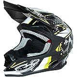 Protectwear Casque de Moto Cross Enduro V321, Coloré, Taille M