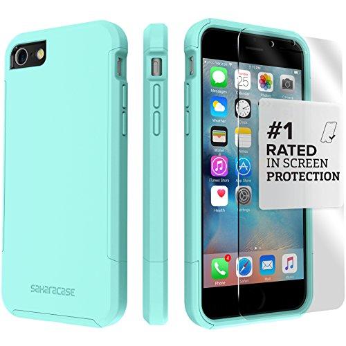 funda-iphone-7-inspire-saharacaser-de-protection-kit-bundle-protector-de-pantalla-zerodamager-en-vid