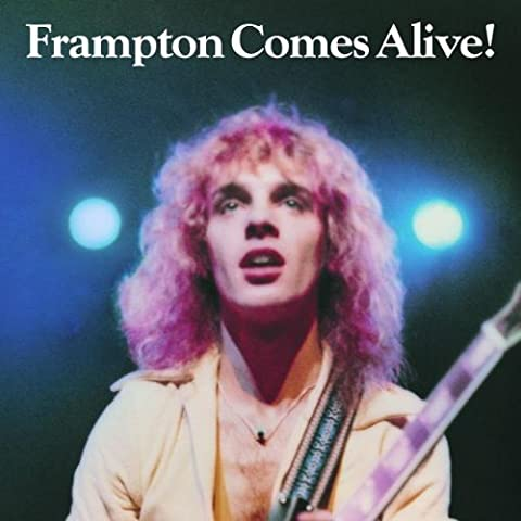 Frampton Comes Alive! by Peter Frampton (1998-07-28)