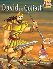 David and Goliath: 1 (Bible Stories Series)