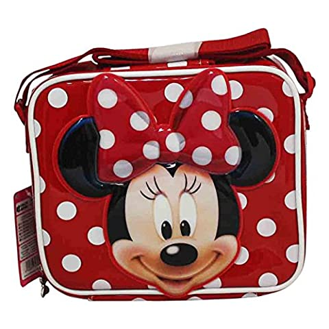 Disney Minnie Sàc à l' épaule pour l'école Maternelle Sac Repas Pique-nique
