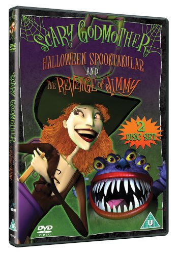 Scary Godmother 1 & 2 Double Pack [2 DVDs] [UK Import]
