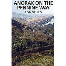 Anorak on the Pennine Way