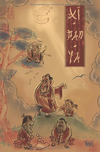 Fábulas del Reino de XI-PAN-YA