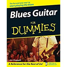 Blues Guitar For Dummies by Jon Chappell (2006-12-06)