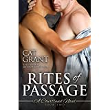 Rites of Passage - A Courtland Novel: M/M romance, new adult, coming of age, virgin hero, interracial/multicultural (Courtlands, The Next Generation Book 2) (English Edition)