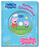 Peppa: Vorlesegeschichten mit CD: Fröhliche Geschichten zum Vorlesen und Anhören