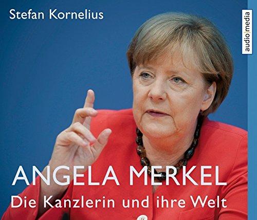 Angela Merkel. Die Kanzlerin und ihre Welt, 6 CDs