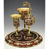Karshi internacional Jeweled Havdalah Set