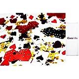 1 x Coco&Bo - Fabulous Las Vegas Confetti - Casino Poker Night Party Table Decorations by Coco & Bo