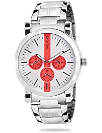 Hupshy® Analog Round Dial Men's Watch / Trendy Men's Watches / Watches For Men CH1291
