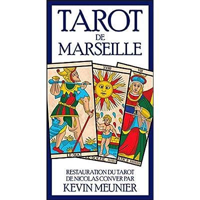 Tarot de Marseille - Restauration du tarot de Nicolas Conver