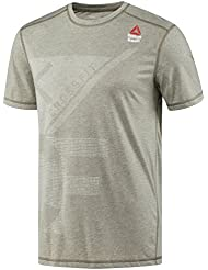 Reebok CrossFit Burnout Trainingsshirt Herren