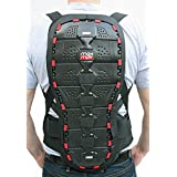 Protector de espalda Max MPH Shield II, Motocicleta y ski snowboard, protector de espalda–CE aprobado