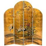 Oriental furniture 6ft. Tall Golden grúas Protector de - Best Reviews Guide