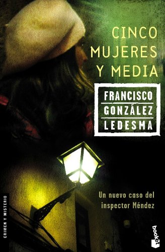 Cinco mujeres y media (Booket Logista)