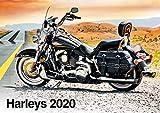 Harley Davidson 2020 Calendrier [moto]