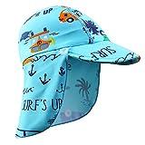 HUAANIUE Bonnets de Bain Enfants Unisexe Garçon Fille Combinaison Bonnets de Bain...