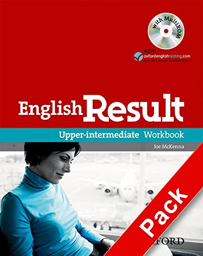 English result. Upper-intermediate. Workbook with key. Per le Scuole superiori. Con Multi-ROM