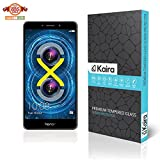 Kaira 2.5D Curve Ballistic Tempered Glass Screen Protector for Huawei Honor 6X - Transparent