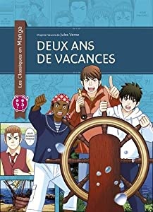Deux Ans de Vacances Edition simple One-shot