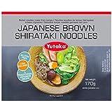 Yutaka   Brown Shirataki Noodles   12 x 170G
