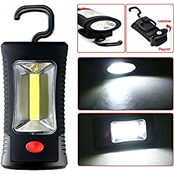 LED Torch, Wide spread light Multi Purpose Torch with Magnet Ultra Durable, Best camping Torch