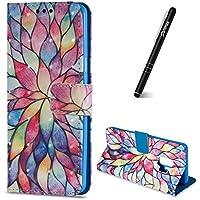 Slynmax Galaxy S9 Hülle Leder,Galaxy S9 Handyhülle, Leder hülle Leder Wallet Flip Case Cover Ledertasche Brieftasche... preisvergleich bei billige-tabletten.eu