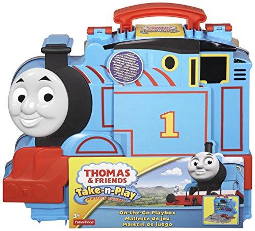 Mattel Fisher-Price CDN10 - Thomas und seine Freunde Sammelkoffer Spielset