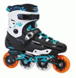 InLine Black Ice Freestyle Inline Skates EU 42/UK 8