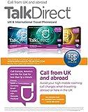 Talk Direct International Prepaid-Telefonkarte: Aus Großbritannien & dem Ausland für weniger als 1 Cent / Minute telefonieren