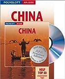 China. Polyglott Apa Guide. Premium Edition mit DVD. Neu! Top 50 - unsere besten Tipps