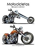 Motocicletas libro para colorear 1: Volume 1