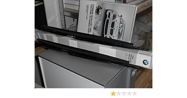 Bosch Aerotwin Front Wiper Blades A453S BMW 3 Series E 93 Cabrio 09.06-08.09