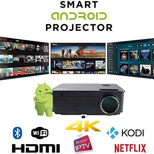Smart Projector WiFi Smart Wirel...