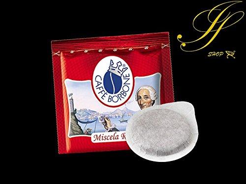 Caffè Borbone - Rote Mischung - 150Kaffee Kapseln Pods - Kompatibel mit ESE Papier Pads 44 mm