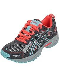 Asics Running Shoes Gel-Venture 5 Gs Carbon / Aqua Splah 36