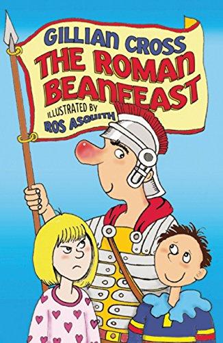 The Roman Beanfeast por Gillian Cross