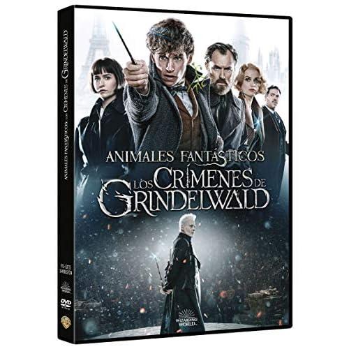 Animales Fantásticos: Los Crímenes De Grindelwald [DVD] 6