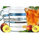 USP Labs Modern BCAA Plus 30 Servings Sports Supplement, 450 g, Peach Tea